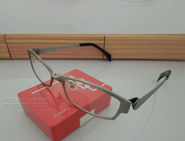 Wholesale Full FrameTitanium optical Frame Men Eyeglasses NK9213 Eyewear