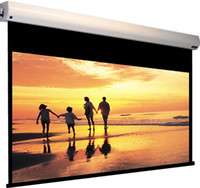Wholesale inch front projection motorized screen electric screen for home use