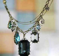 Wholesale High quality Fashion Vintage Baroque jewelry Necklace