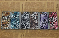 electroplate case bb - Luxury Leopard Grain Electroplate Case for Blackberry Z10 BB leopard print skin back cover cases