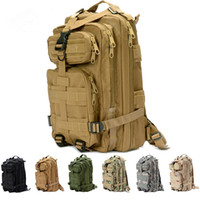 Wholesale Outdoor Military Tactical L Backpack Camping Bag Trekking Rucksacks Bag HB121
