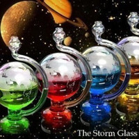 Wholesale Drop Shipping New Home Articles Decoration The Weather Forecast Bottles colors Available