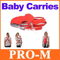 Wholesale Convenient Baby carriers Slings Backpacks Decompression strap Blue Red Freeshipping Dropshipping