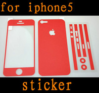 Wholesale For full sticker paper stickers protective film to protect mobile phone protective film