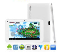 Wholesale Cube Mini U30GT Dual Core Tablet PC quot Android RK3066 Dual Core1 GHz Dual MP Camera HDMI