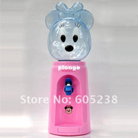 Wholesale Liters Mini Water Dispenser Glasses Water Dispenser Mickey Style