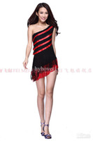 Wholesale The Latin practice dance dress wear skirts with women costumes wear serving adult lace