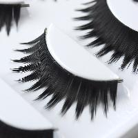 Wholesale Beauty Big Eyes Long False Eyelashes Eye Lashes Makeup pairs pack