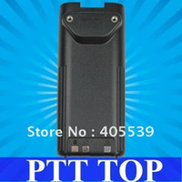 Wholesale 7 V MAH NI MH rechangeable battery pack BP for ICOM Black Handheld wireless radio battery I