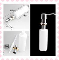 Wholesale Plastic Bottle Kitchen Sink Replacement Liquid Soap Dispenser Sanitizer Lotion