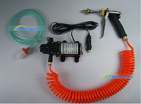 automatic car washer machine - SMALL WATER PUMP for car washing machine V DC Automatic Switch