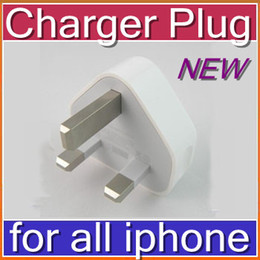 Hot!! UK Plug USB Wall Charger Full 5V 1A Travel AC Adapter for Iphone 4 4s Iphone 5 5G Ipad Mini