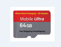 Wholesale 2013 new brand new transcendent gb Micro sd card Free new packaging Memory Card Readers
