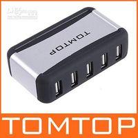 Laptop ac power hub - 7 in US Port Mini Real USB HUB AC Adaptor Power Charger C1082