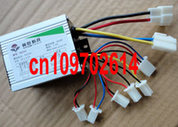 Wholesale BRAND NEW Electric Scooter Bike Parts brushed Motor Controller V w