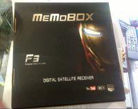 Receivers 数字卫星机顶盒  HDMI receiver 5pcs lot wholesales TV receiver F3 HD digital satellite MeMoBOX U1 Newest Skybox