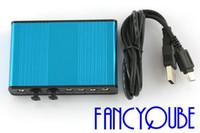 Wholesale USB Channel Optical Audio Sound Card SPC