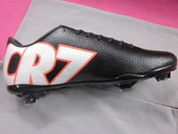 Wholesale 2013 NEW Cheap CR SE Soccer Cleats Real Carbon Fiber Football Boots Shoes GS Green Speed II Concept
