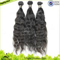 Wholesale Hot sale Natural Wave Remy Malaysian Virgin Human Hair