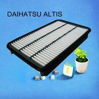 Wholesale WIX46017 car white fiber air filter for Daihatsu auto part cm C31126