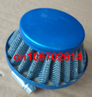 Wholesale BRAND NEW mm DIRT BIKE AIR FILTER for most Chinese made50cc cc cc ccDirt Bikes ATVs pocket