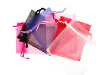 Jewelry Pouches,Bags organza bags wholesale - Gift packaging organza bags x9cm inch