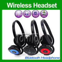 Wired MP3/MP4 3.5mm Wireless Bluetooth Headphones Earphone With MP3 Player Function Original Band Headset