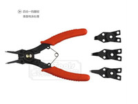 Wholesale the Circlip pliers multiple functions low price A variety of color