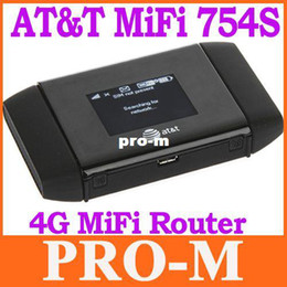 AT & T Sierra Wireless Mobile Hotspot Elevate 4G WiFi МИФИ маршрутизатор Aircard 754S, Бесплатная / Drop Доставка