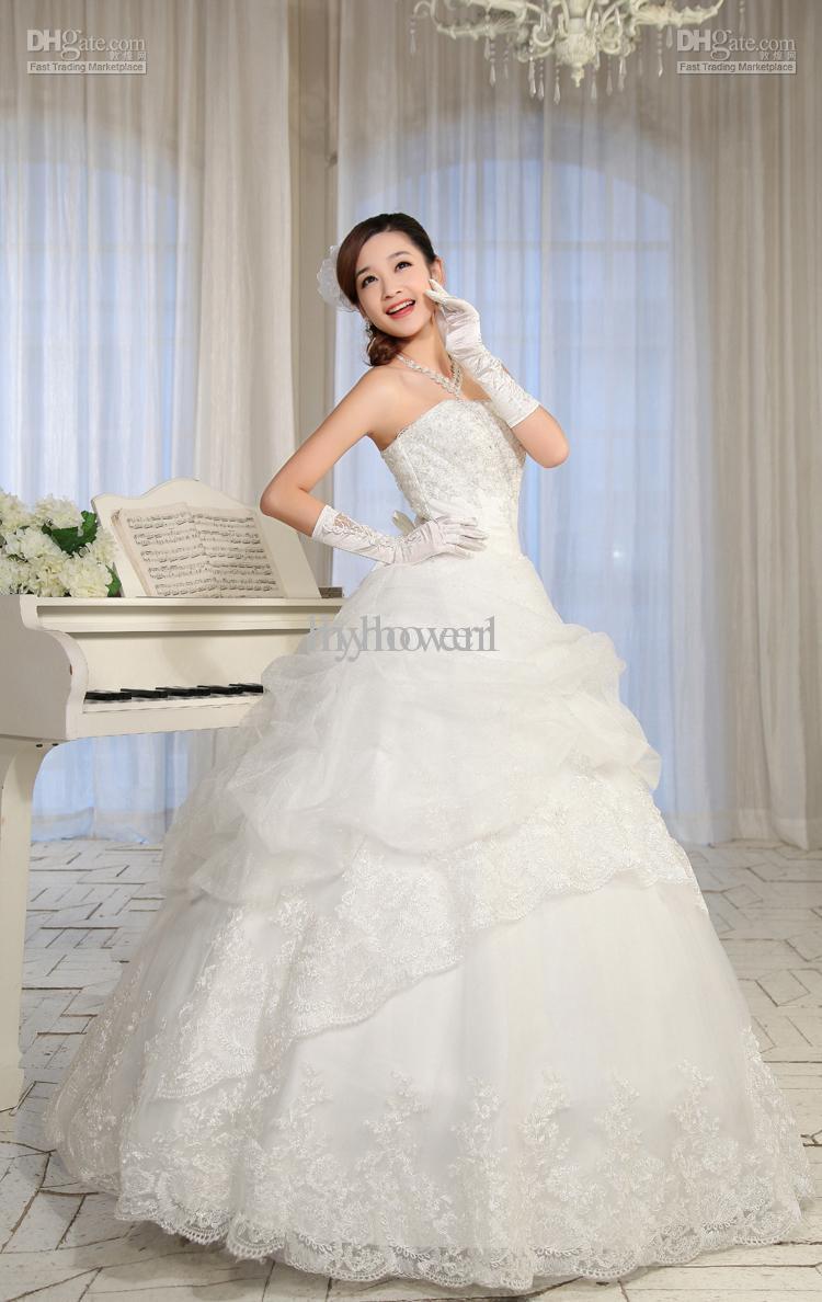 Wedding Dress Korean Watch Online - Overlay Wedding Dresses