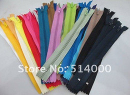 Wholesale New Multicolour Color Nylon Coil Zippers Tailor Sewer Craft