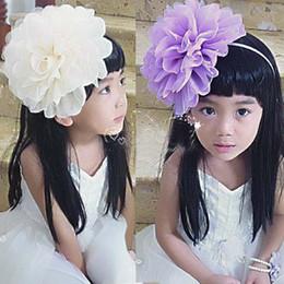 Wholesale Girls Hair Clips Kids Hair Bows Fashion Headwear Baby Hair Accessories Children Cute Hair Flowers