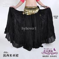 free size (medium) Women Sequin Belly dance skirt belly dancing dresses tribal performances skirt clothing women wear costumes skir