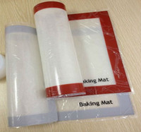 Wholesale Fondant mat Doughing baking mat sugar art sheet X15 quot Non stick silicone baking liner