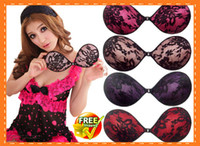 A*B*C*D   Silicone Bra Gel Invisible Inserts Pads Push Up Enhancer Breast Super Stickiness No Harm