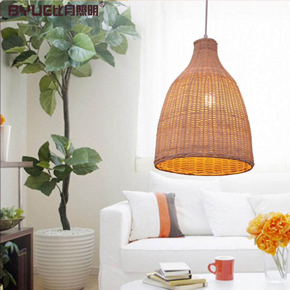 Living Room Pendant Lighting Lighting Bamboo Living Room Pendant Light 2572 Online With 9098