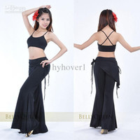 Sequin Belly Dancing Women Belly dance clothing practice women wear costumes top+pants skirt Sets cotton waist skirt tribal pan