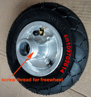 Wholesale Brand New Scooter rear wheel X X x50 wheelchair drum brake and freewheel suitable