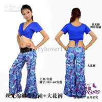 Cheap Chiffon style belly Best Sequin Belly Dancing clothing belly