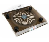 USB Fan big laptop cooler - Transparent big fan Blade laptop cooling pads Mute design