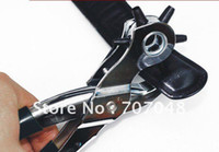 Wholesale Belt punch pliers belt hole puncher puncher hole punch gun Excavators