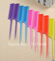 Wholesale 20pic Professional Salon Cutting Comb Hard Plastic Combs Sharp Point End