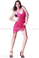 Latin american apparel costumes - The upscale latin dance dress costumes skirt women costumes wear American Dance Apparel b