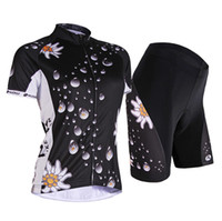 Wholesale New Women Outdoor Cycling NUCKILY Back Jersey shorts Bicycle S XXL