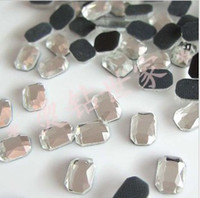 Wholesale mm DIY DMC flat back hot fix crystal rhinestones motif art craft stone free ship