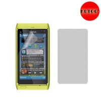 Wholesale The matte Nokia N8 N8 Screen Protector protective film KUTOO phone film