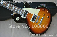 Wholesale new arrival custom Vintage Sunburst electric guitar Chinese guitars
