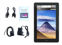 Wholesale Flytouch Dual Core Android GPS Tablet PC Superpad Ghz CPU x600 GB HDD GB