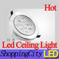 20% off! led ceiling light 3W 5W 7W 9W 12W AC 85- 265V Warm w...
