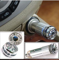 Vehicle Power  air fresheners - New Mini Auto Car Fresh Air Purifier air fresheners Oxygen Bar Ionizer piece